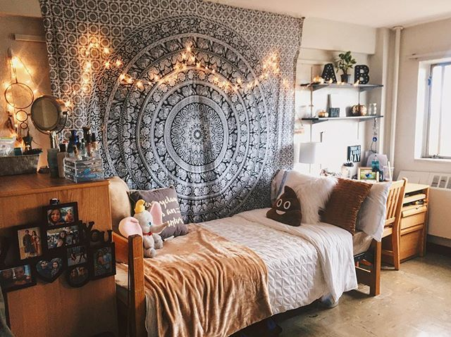 Cute college bedroom