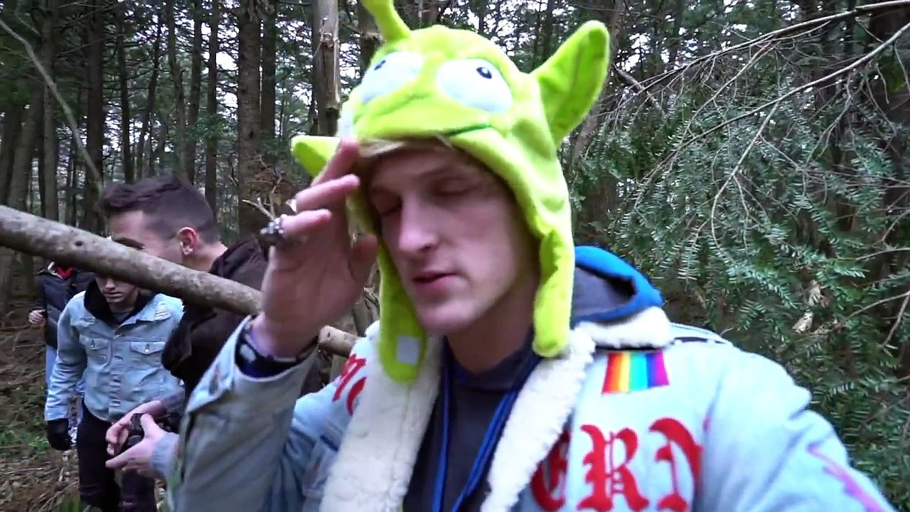 Logan Paul scandal