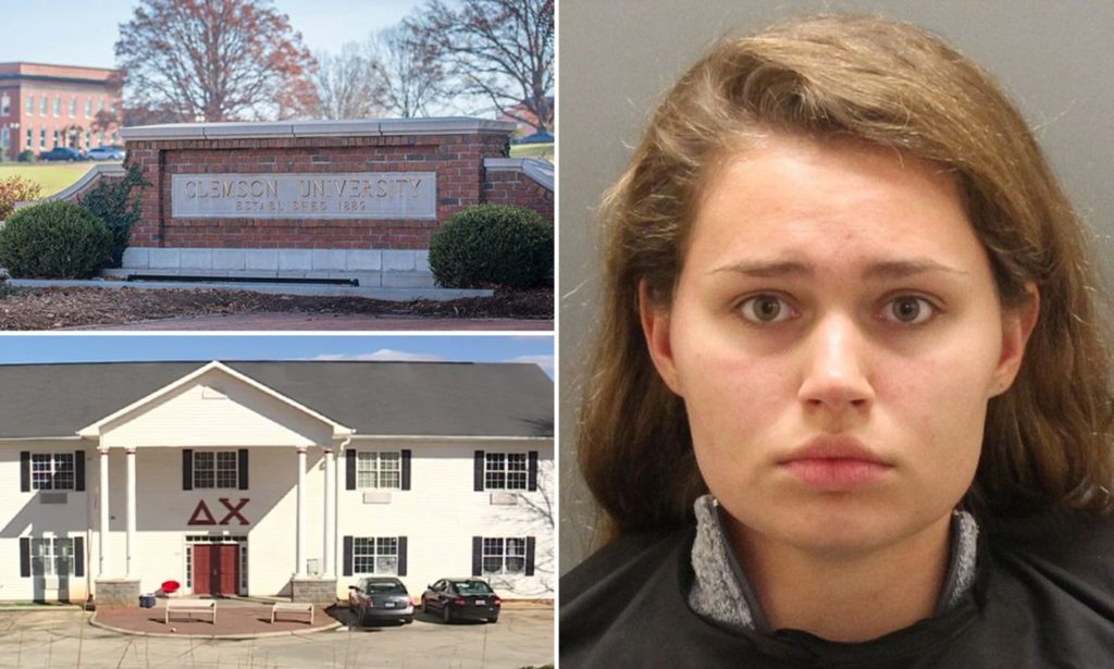 A Clemson Student Has Been Arrested for Falsely Reporting Sexual Assault