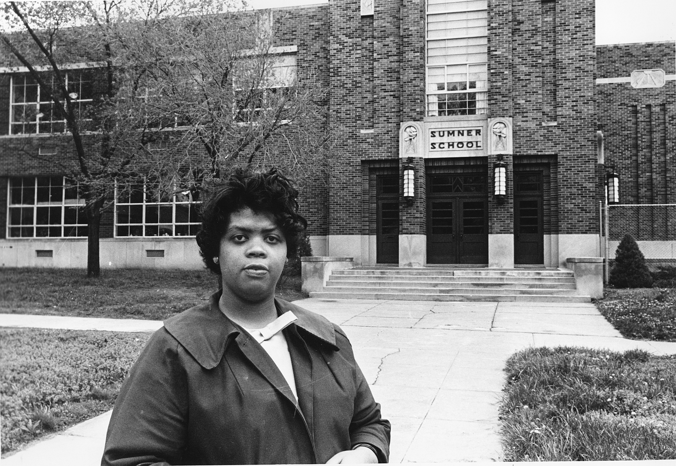 The Symbolic Figurehead of Brown v. Board of Education Has Died