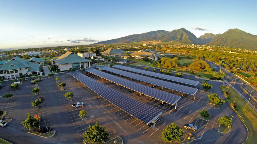 The University of Hawaii to Become the First 100% Sustainable Campus