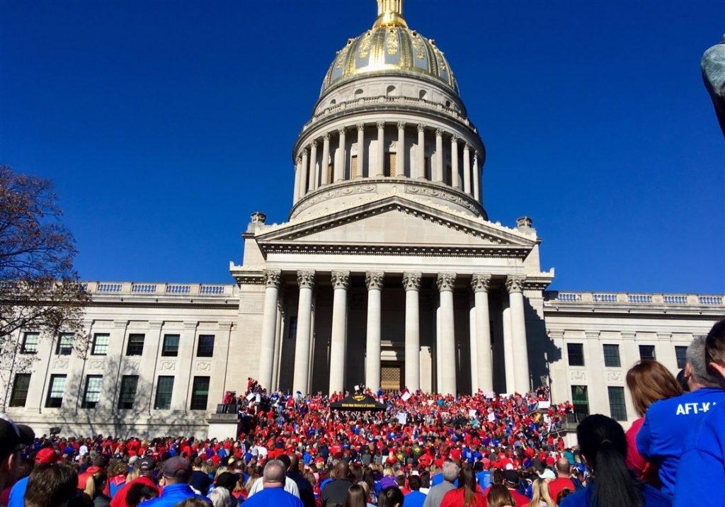 West Virginia Teachers' Strike
