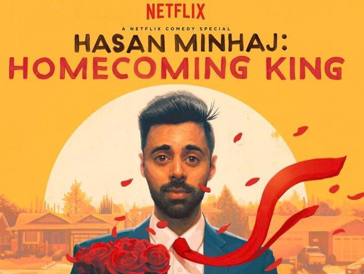 "Hasan Minhaj's ""Homecoming King"""