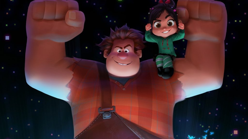 Wreck-It Ralph 2 characters