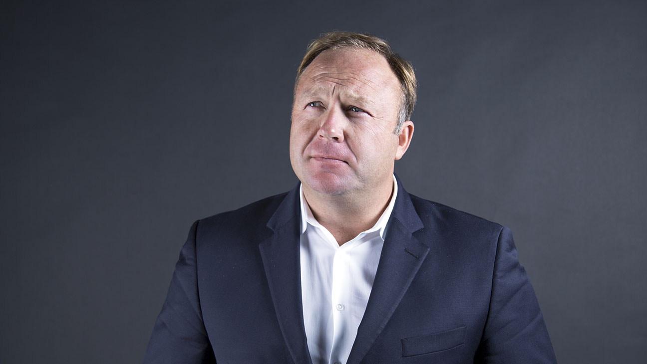 Alex Jones-Second Civil War 2