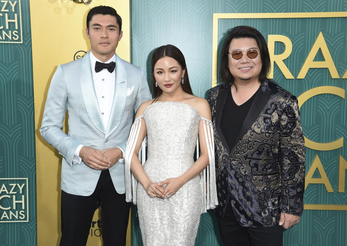 """Crazy Rich Asians"""