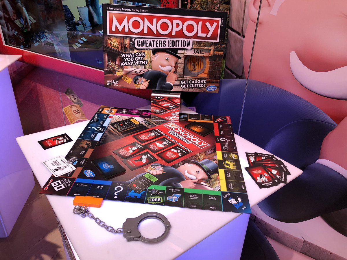 'Fornite' Monopoly, anyone?