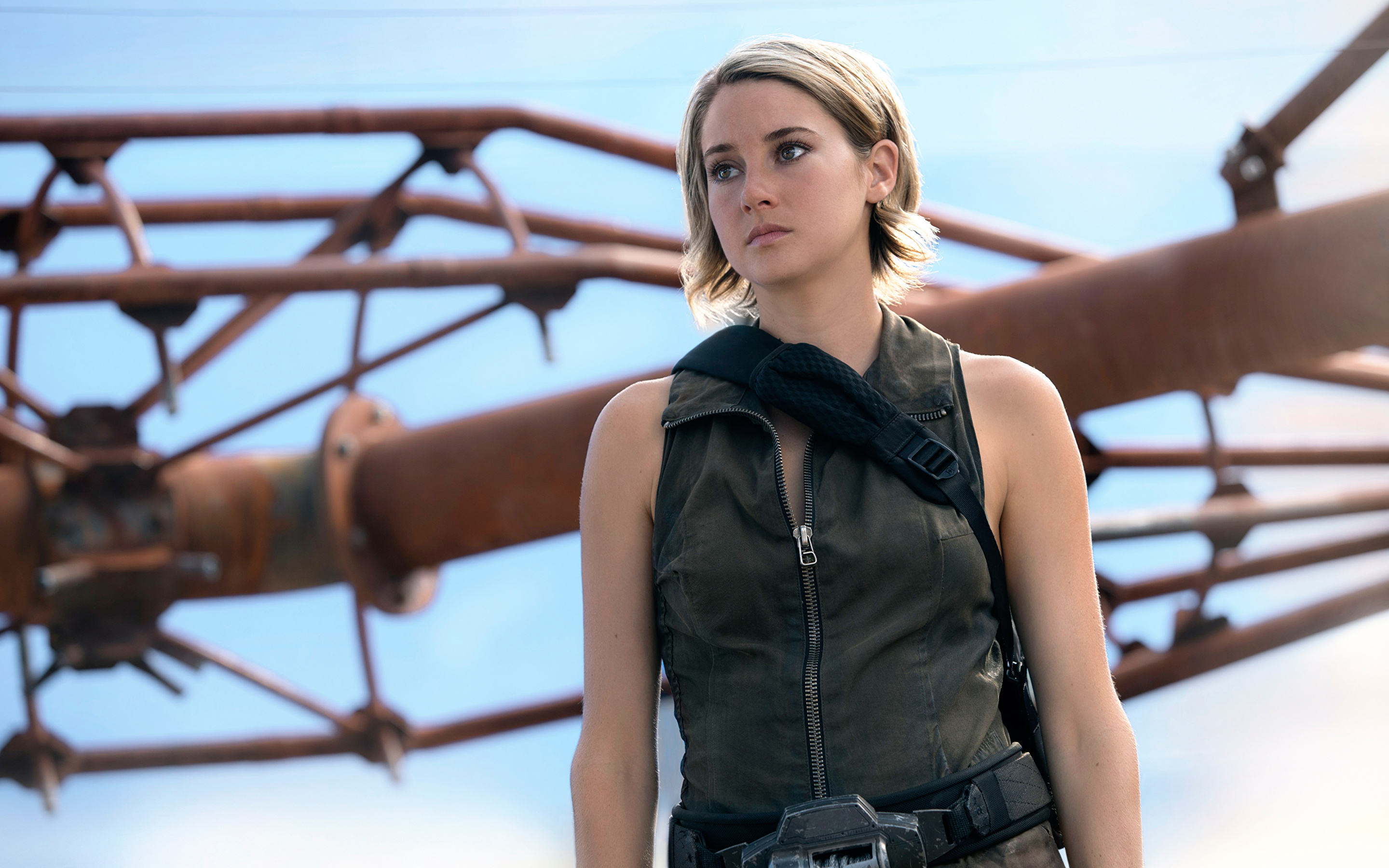 """The second installment of the """"Divergent"""" series, """"Allegiant,"""" left fans feeling unsatisfied."""