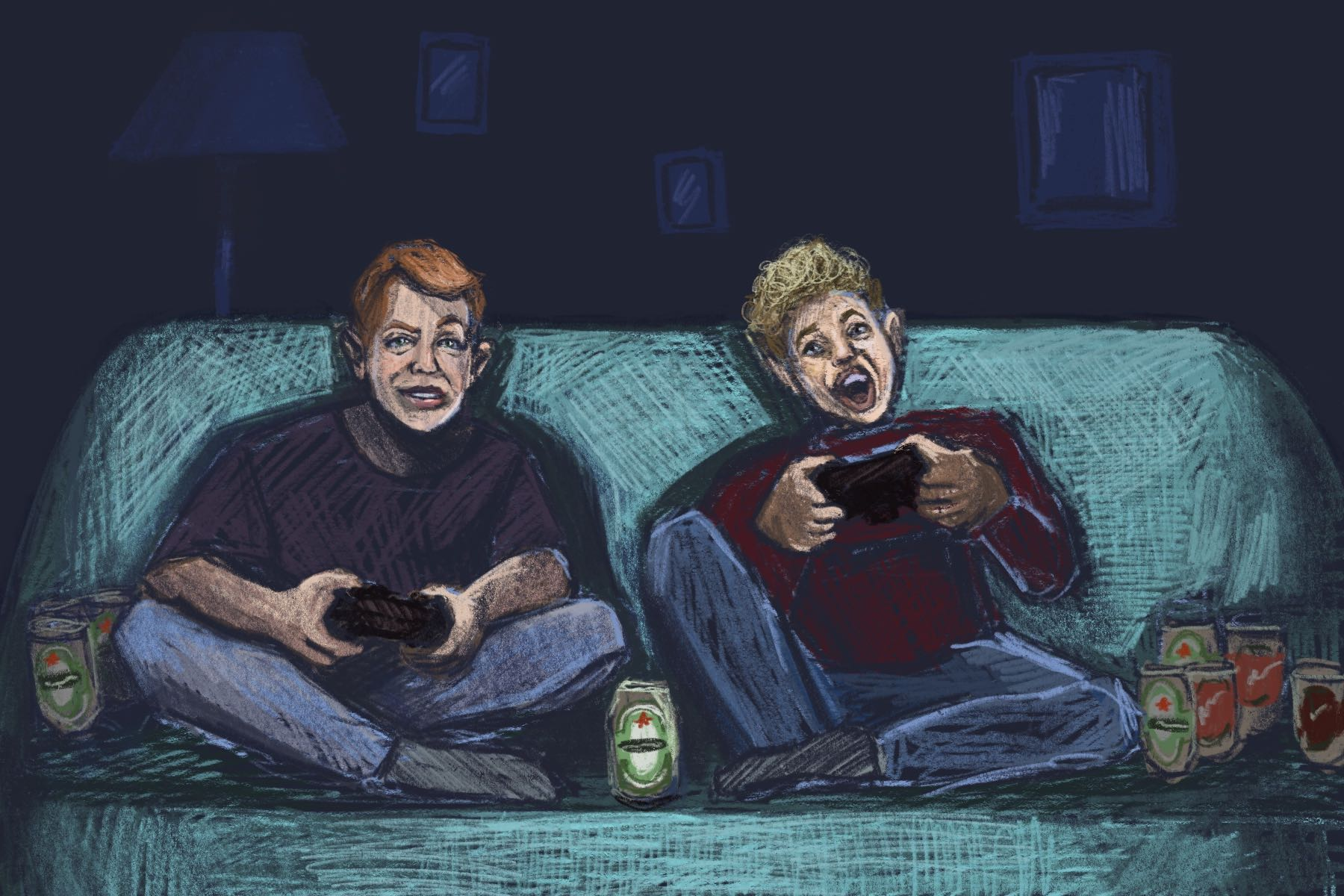 video game drinking games