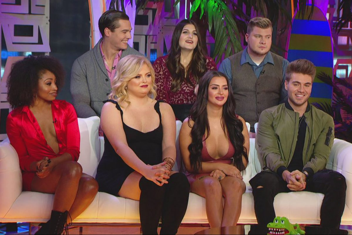 Cast of MTV Floribama Shore