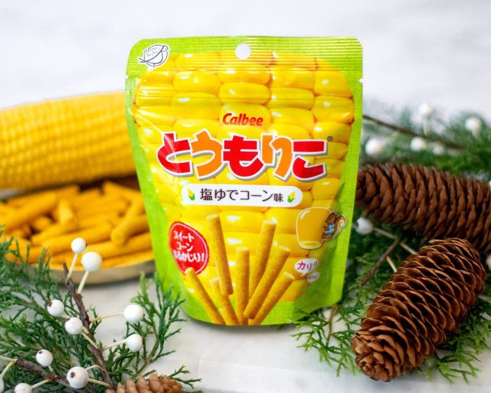 Corn Snacks