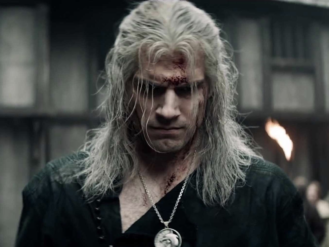 Image of Geralt the Witcher