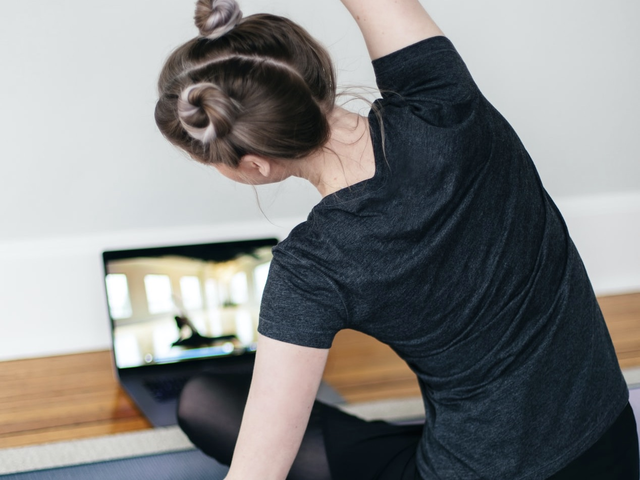 Workout apps for at-home fitness
