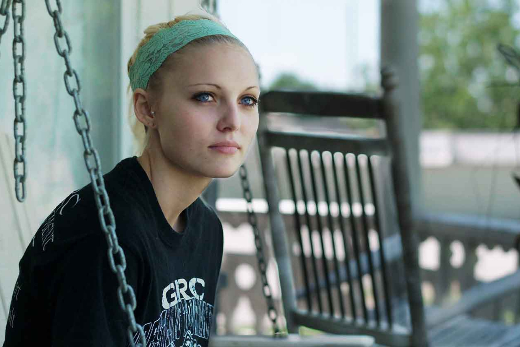 Screenshot from true-crime documentary 'Audrie and Daisy.'