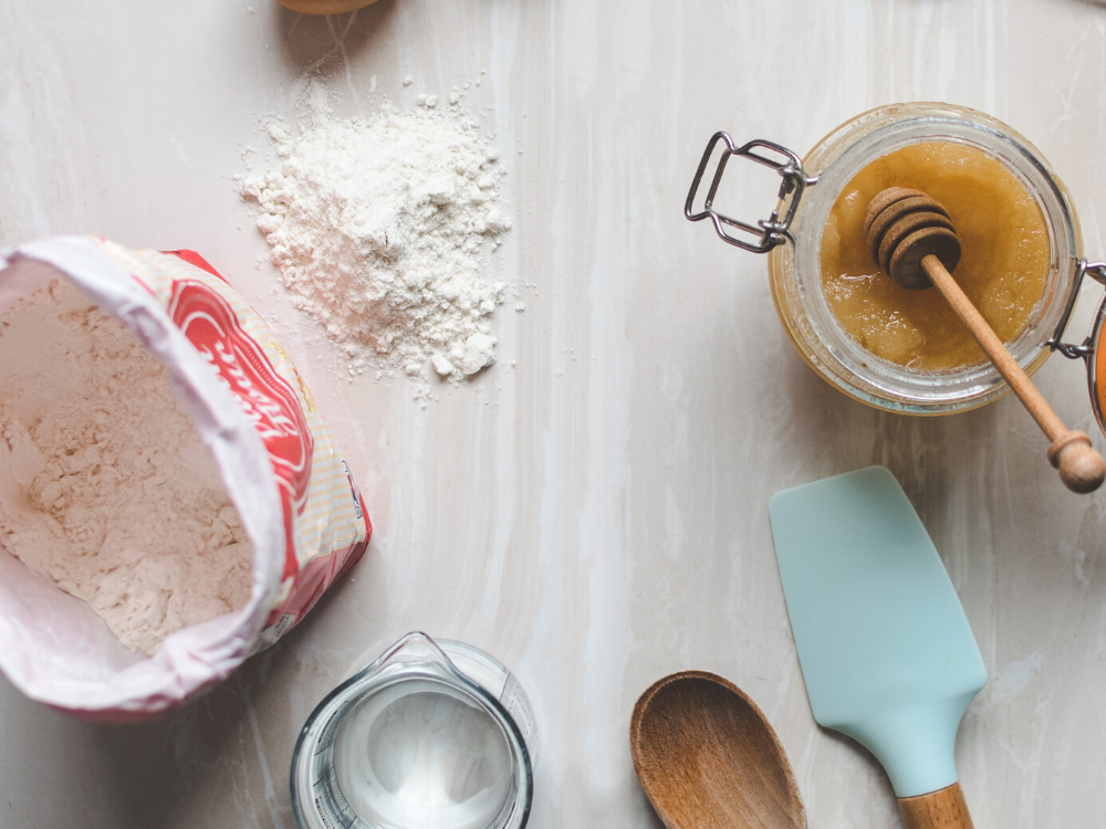 Like the ingredients pictured above, cooking can be a daunting task when it ocmes doen to the needed materials in front of you, but it can also be a big stress reliever especially during quarantine.