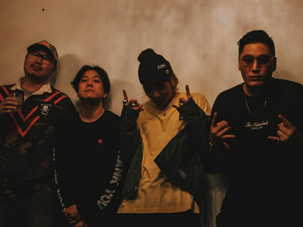 Year of the Ox (pictured above) and their new single 'viral' touches on the struggles Asian-Americans are facing during the COVID-19 pandemic.