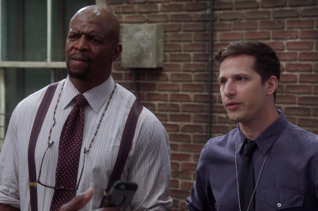 "A screencap from ""Brooklyn Nine-Nine"""