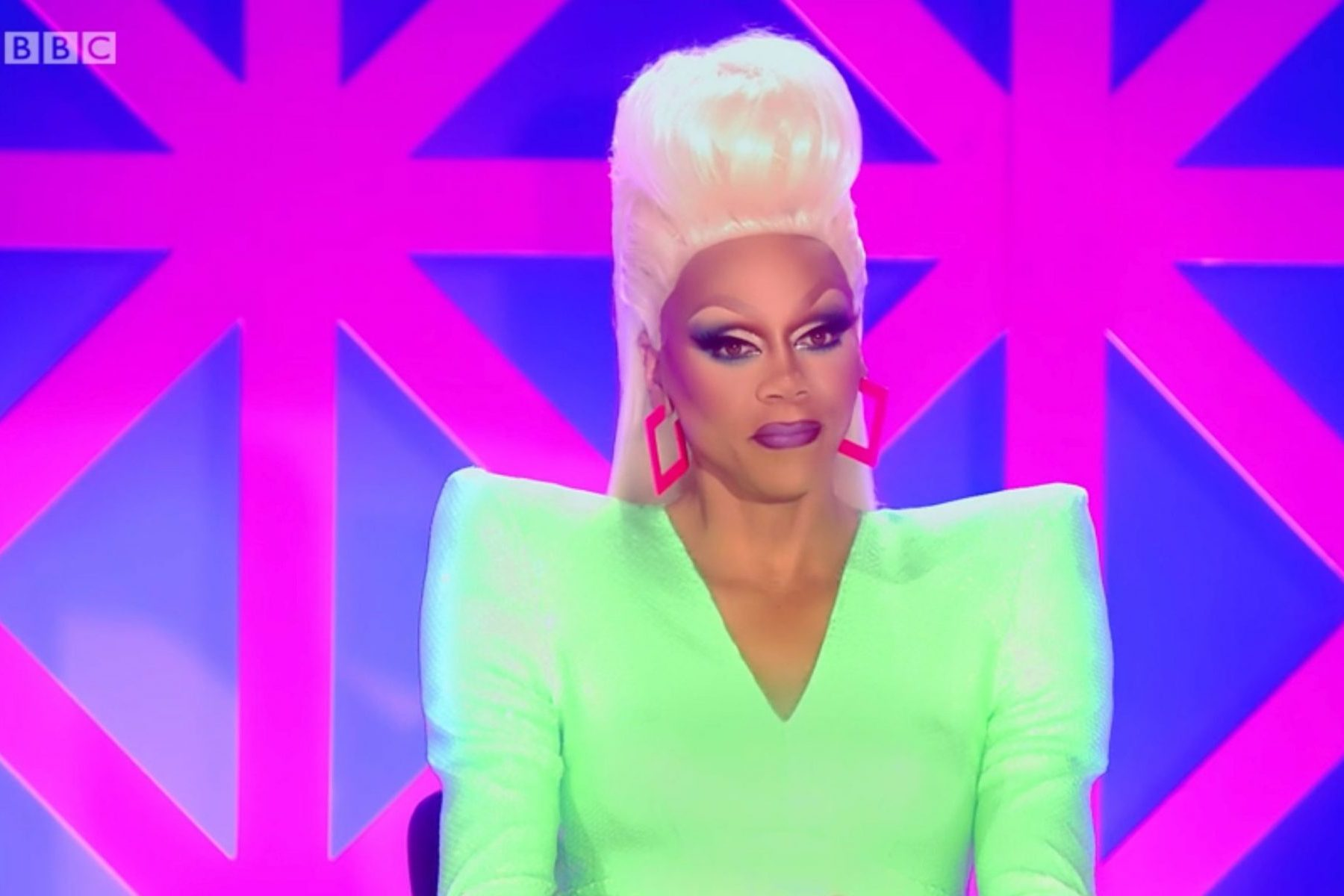 RuPaul in an article Drag Race All Stars 5