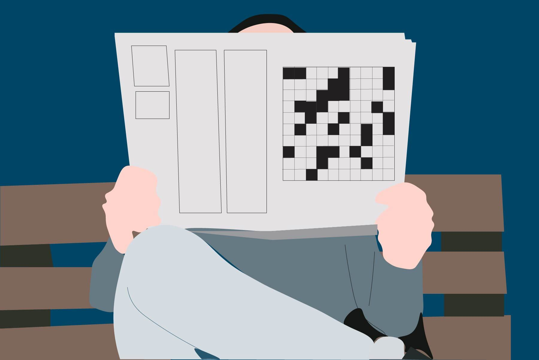 NY Times Crossword can help improve your mental state.
