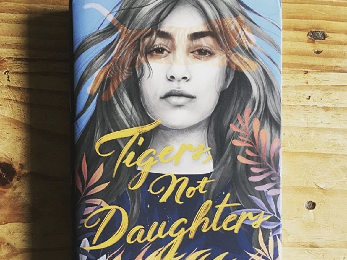 Image of the book Tigers, Not Daughters by Samantha Mabry
