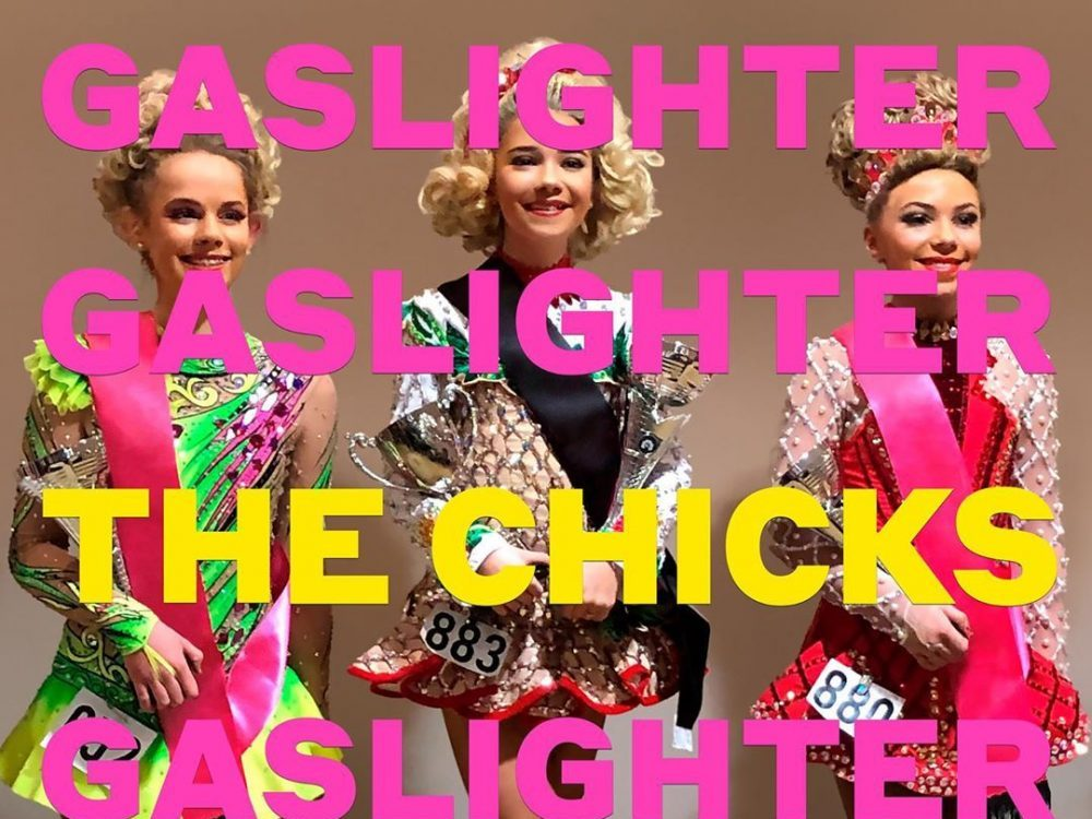 Cover for The Chicks album Gaslighter