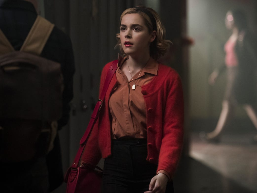 Screenshot from Chilling Adventures of Sabrina