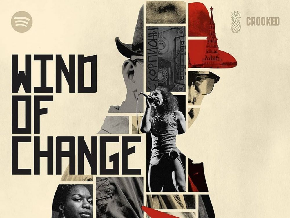 Promo image for Wind of Change podcast
