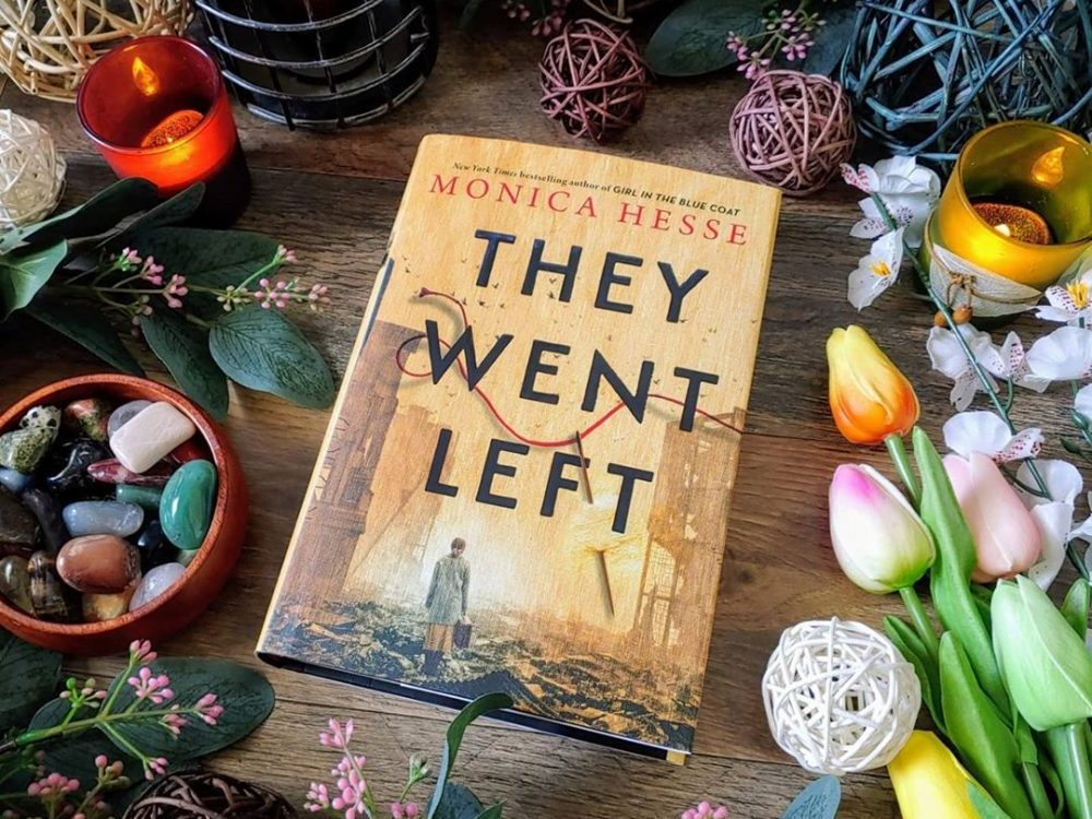 The cover of They Went Left