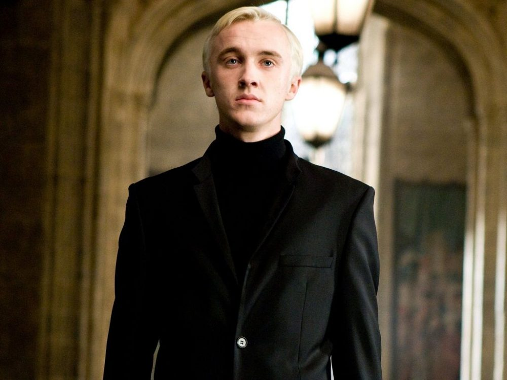 Draco Malfoy, the subject of DracoTok