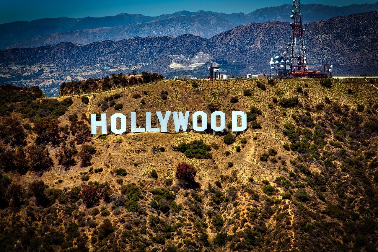 In article about representation, Hollywood Sign