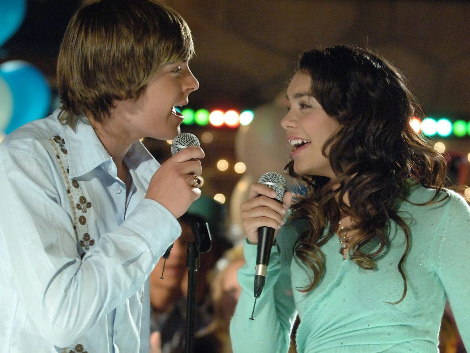 screenshot of High School Musical