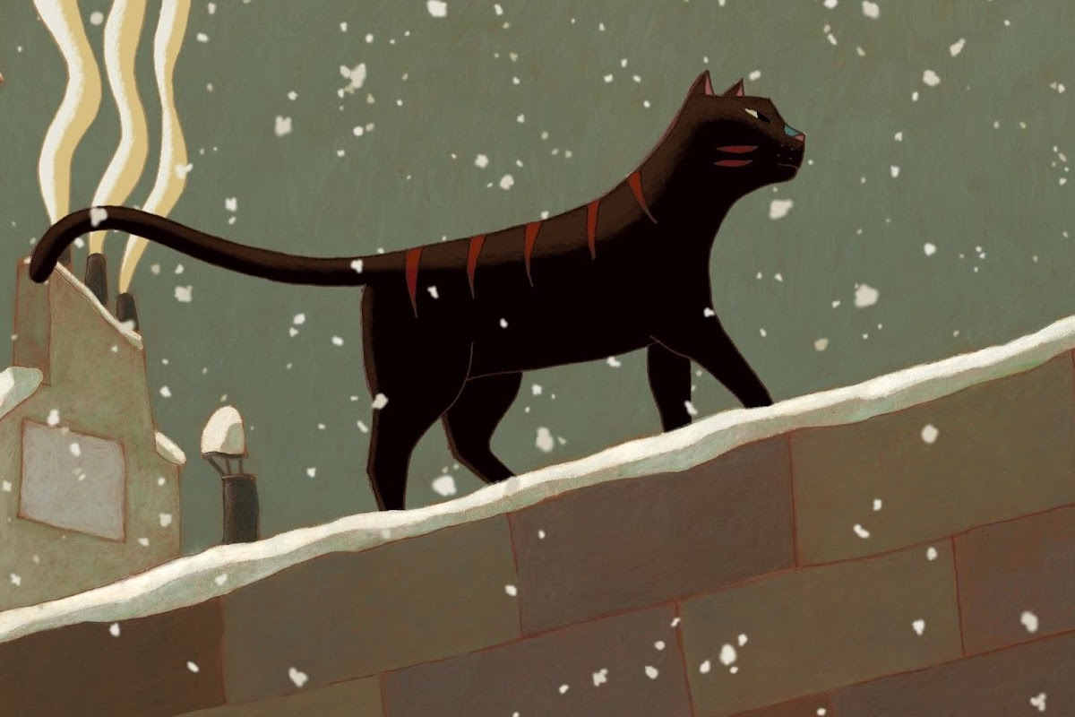 Image of A Cat in Paris in an article about animated films. (Image via Google Images)