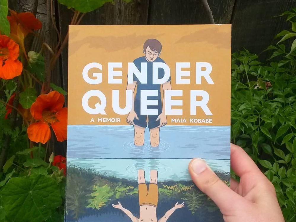 GenderQueer by Maia Kobabe