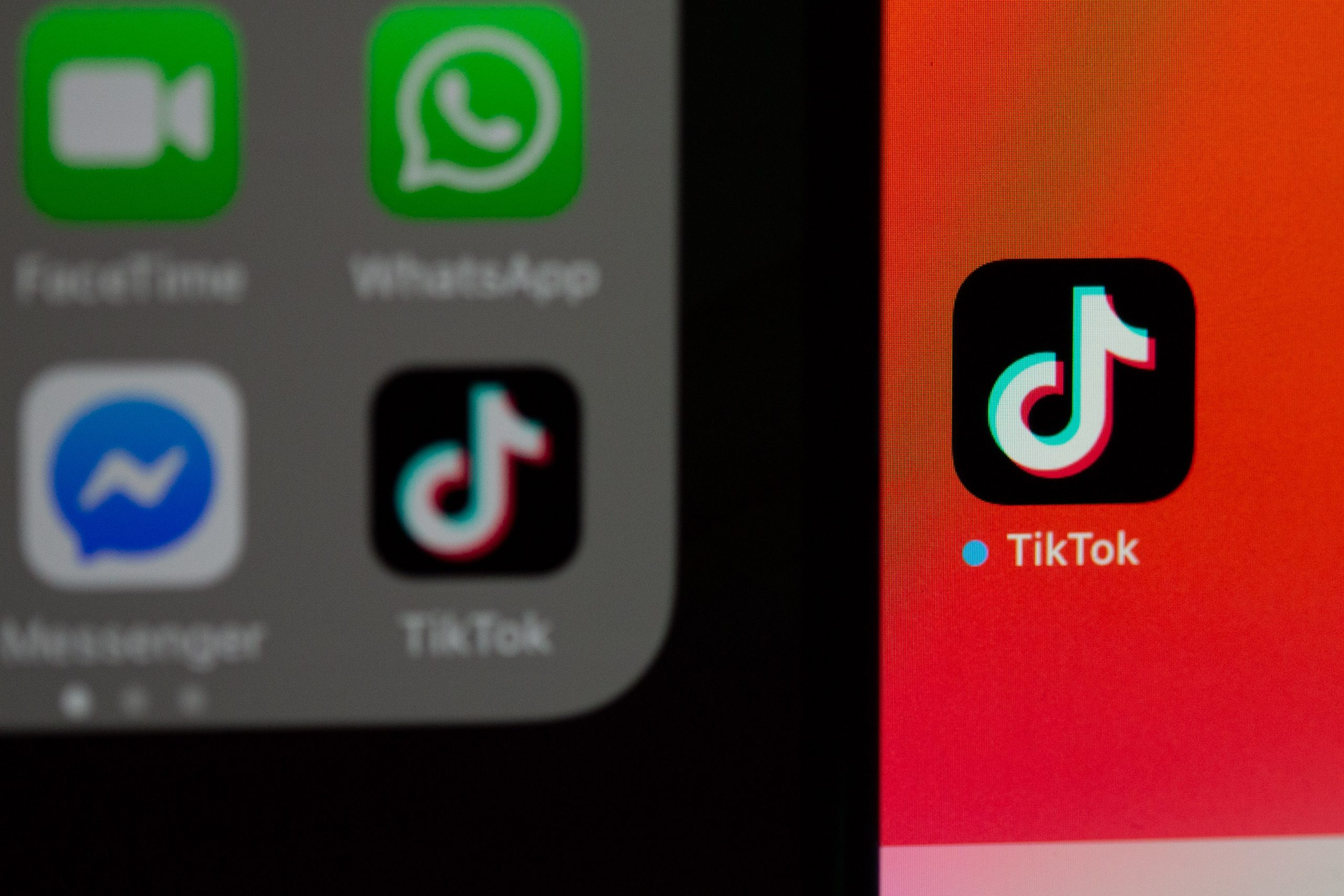 TikTok app in an article about hip-hop one-hit wonders