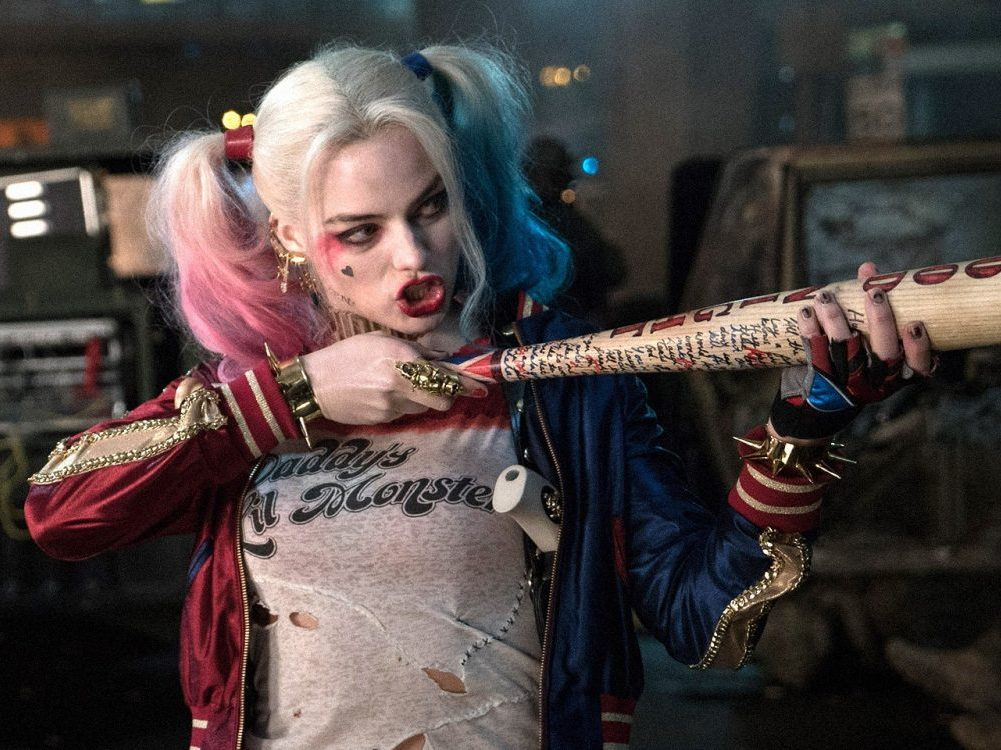 In an article about cosplay, Harley Quinn from Suicide Squad