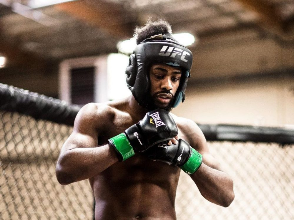 photo of Aljamain Sterling