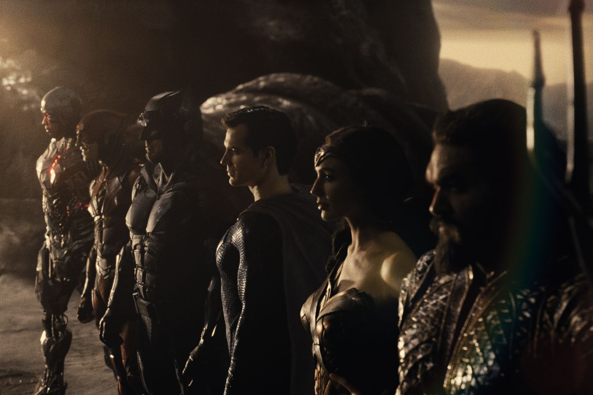 Image from Justice League by Zach Snyder'