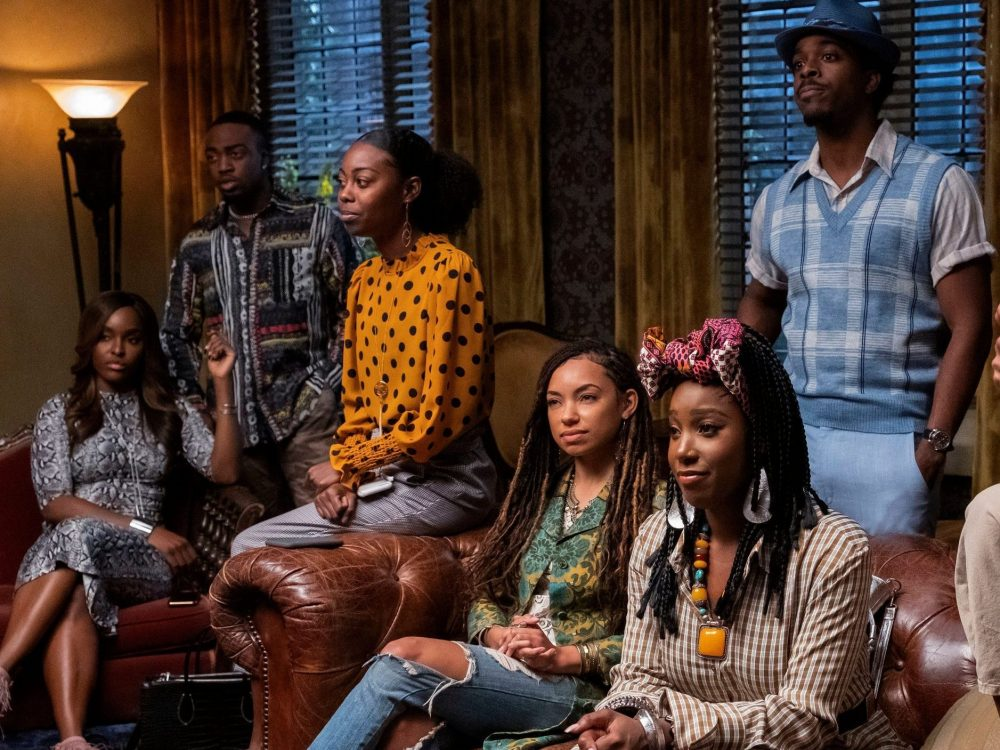 Image of cast from Dear White People